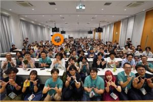 WordCamp Osaka 2018Wポーズ