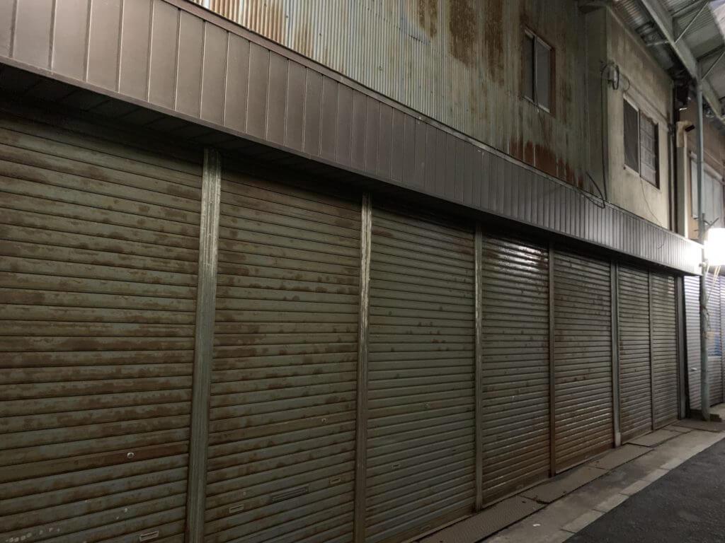 中津商店街1