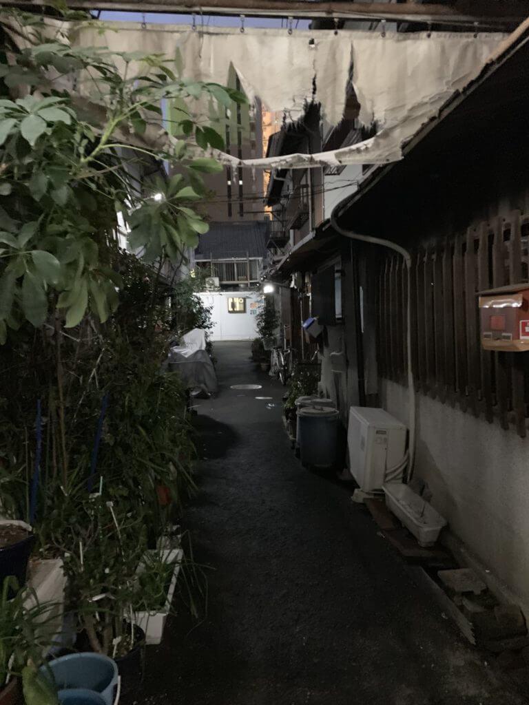 中津商店街9